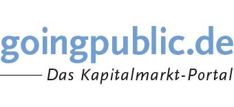 Going Public - Das Kapitalmarkt-Portal